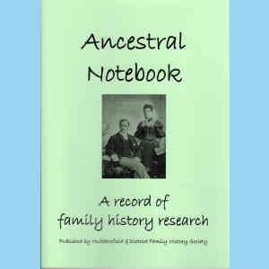 Ancestral Notebook