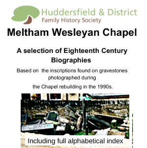 Meltham Wesleyan Chapel