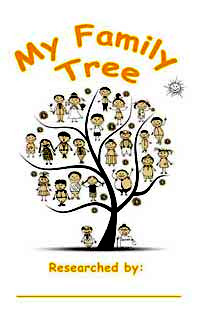 My Family Tree Booklet